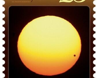 Transit of Venus - archival pigment print