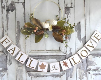fall in love banner fall bridal shower fall banner fall in love fall wedding fall wedding banners bridal shower decoration