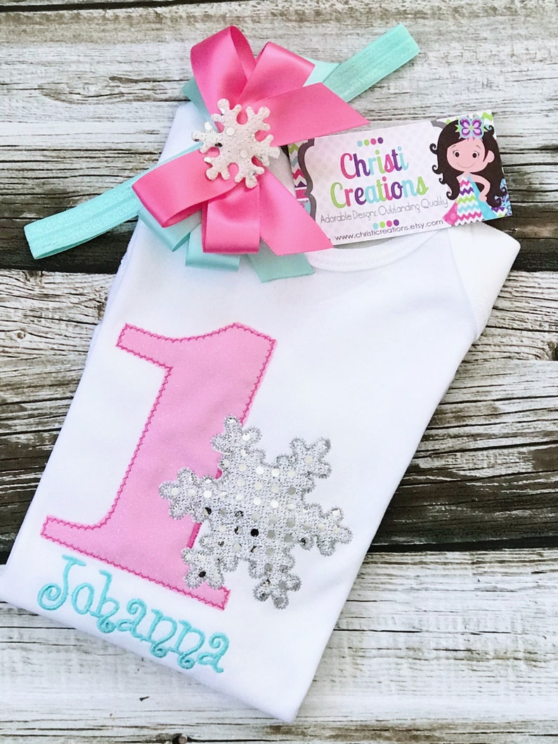 Winter 1st Birthday Outfit Girl Winter Onederland Outfit Girl Winter Onederland Birthday Baby Girl First Birthday Outfit