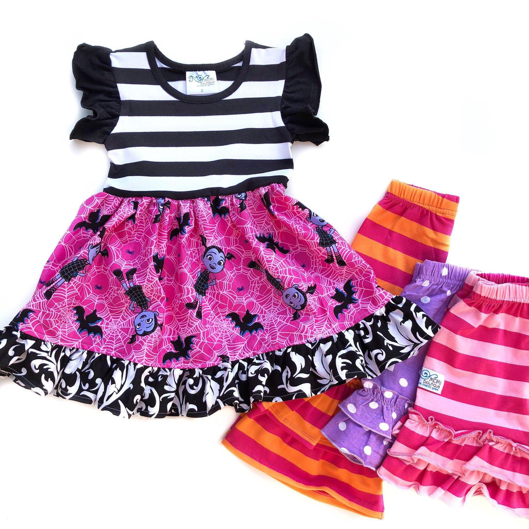 62d0f1e7d Girls Vampirina outfit Toddler Disney Vampirina dress   Etsy