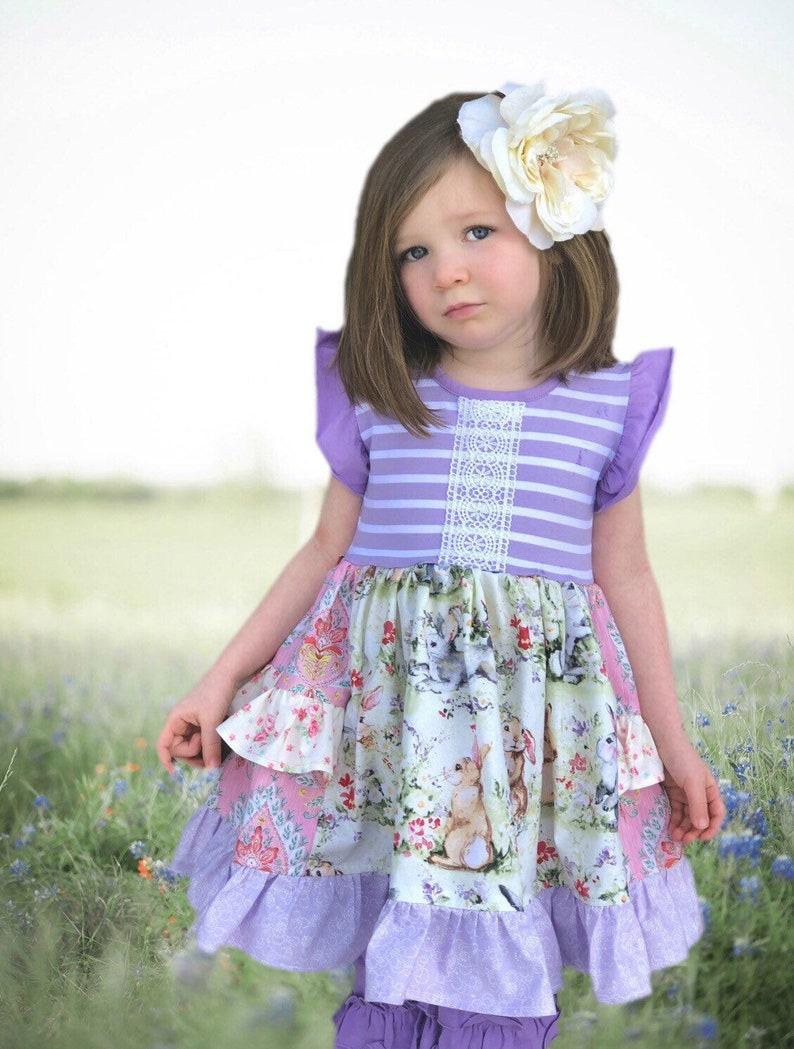 cbdcb34799dee6 Girls Easter dress Easter dresses for girls size 12 18 2 3 | Etsy
