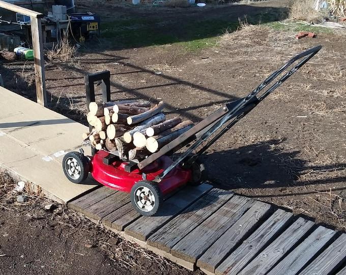 Push-n-Dolly Utility Cart DIY PDF
