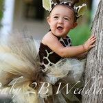 Baby Giraffe Tutu ONLY Custom listing for Ashlii