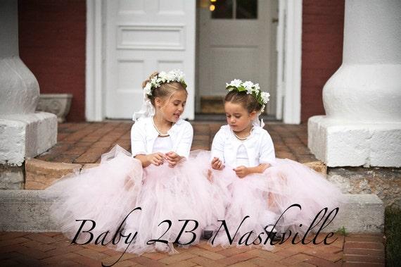 Flower Girl Tulle Skirt, Girls Tutu Skirt, Party Skirt, Baby Skirt Toddler Skirt Girls Skirt Junior Bridesmaid