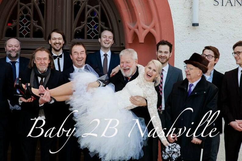 Wedding Dress Bridal Tutu Wedding Tulle Skirt Womens Adult Tutu Ivory Dress White Dress Wedding Tutu Dress As Seen in Rock N Roll Bride