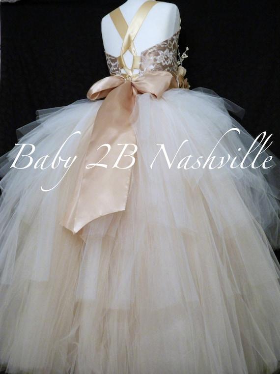 Bridal Skirt Bridal Tulle Skirt Wedding Dress Tulle Dress Skirt Ruffled Tulle Skirt Ombre Tutu Skirt Wedding Skirt Wedding Tutu Full Length