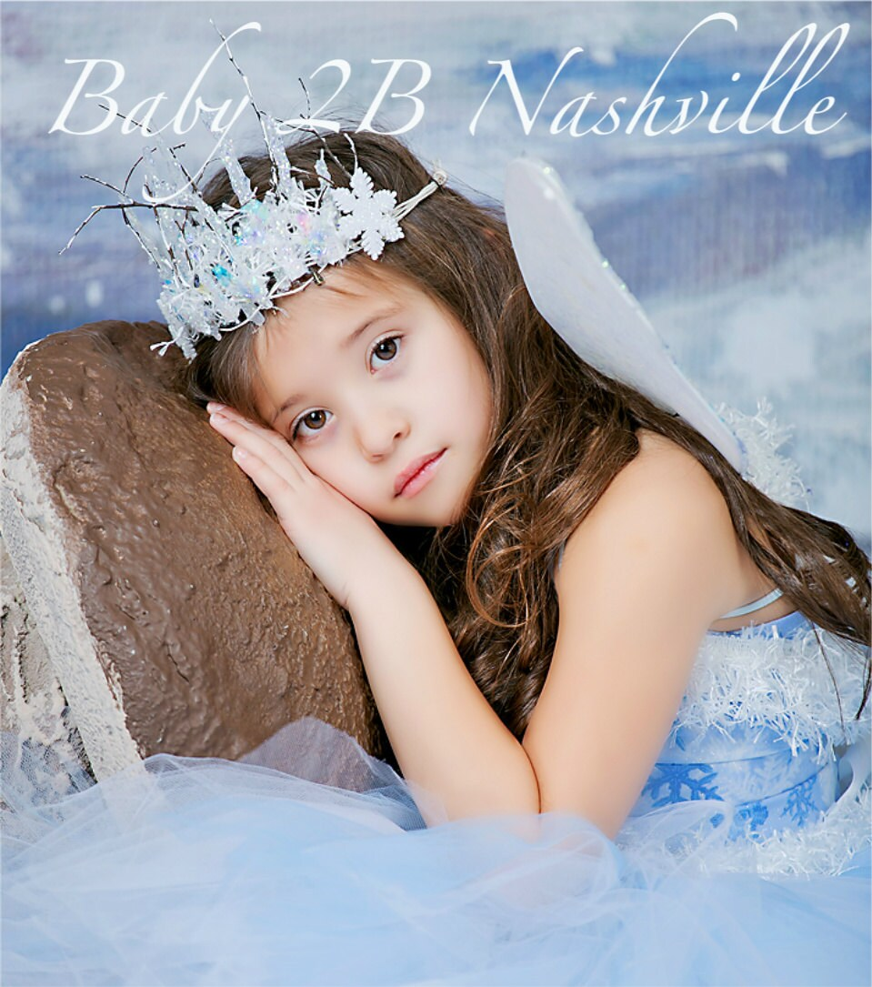 Winter Ice Fairy Crown for Women and Girls Winter Snow Fairy Costume Crown  sc 1 st  Baby2BWeddings & Winter Ice Fairy Crown for Women and Girls Winter Snow Fairy Costume ...