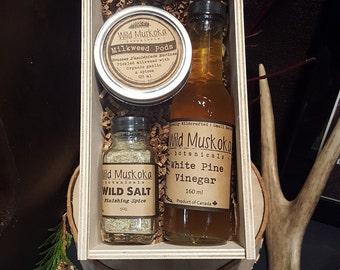 Wild Foodie Gift Box