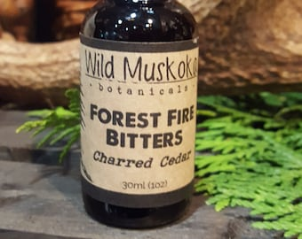 Forest Fire Bitters