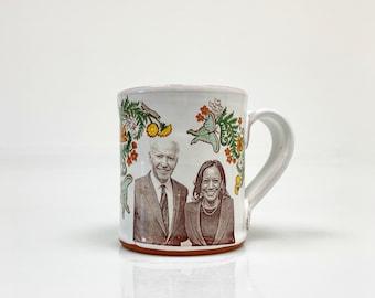 Biden Harris mug
