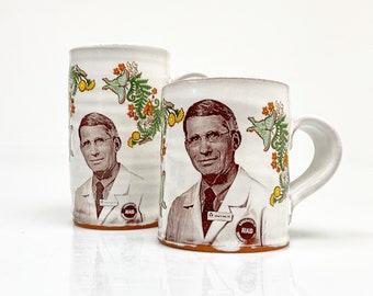 Anthony Fauci mug