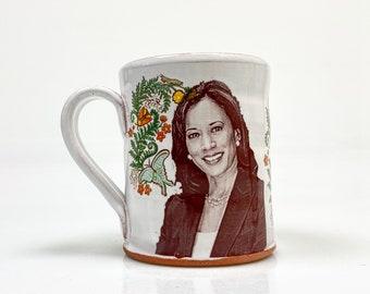 Kamala Harris mug