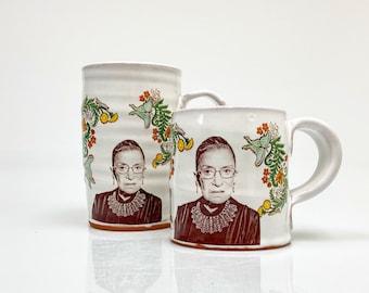 RBG Mug, Bowl, or Cup