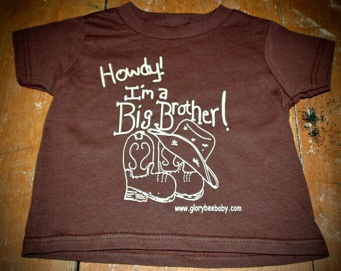 I'm a Big Brother T-Shirt