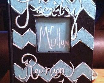 Chevron Stripe  Photo Album i