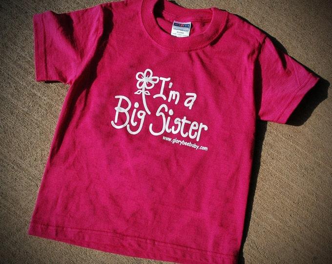 I'm a Big Sister T-Shirt
