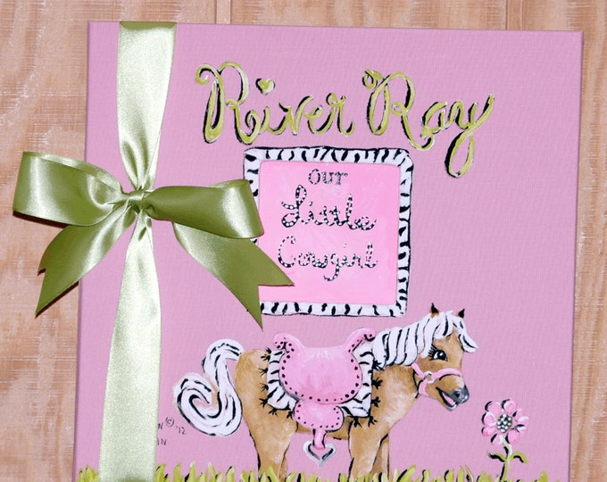 Baby Memory Book   Soft Pink Colors Baby Book