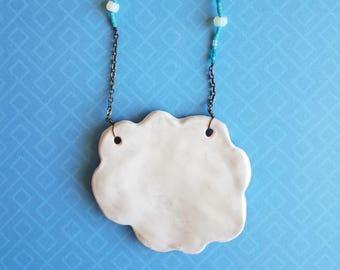 Big Ol' Cloud Necklace