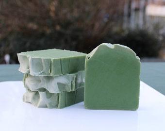 Oakmoss Sage Soap