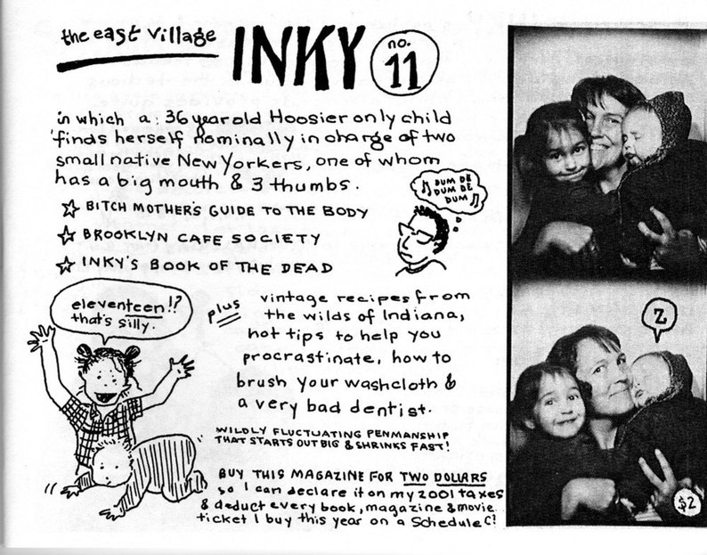 The East Village Inky Issue No. 11 image 0