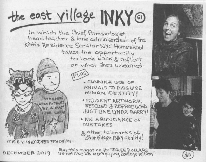 The East Village Inky No. 61 image 0