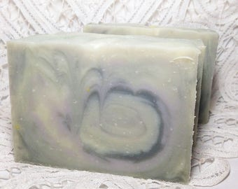 Goats Milk Soap, Honeysuckle, Cold Process soap, Handmade soap, Moeggenborg Sugar Bush