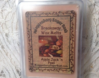 Wax Melts-Apple Jack 'n Peel