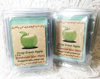 Wax Melts-Crisp Green Apple