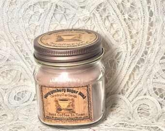 Jar Candle - Half Pint - Coffee
