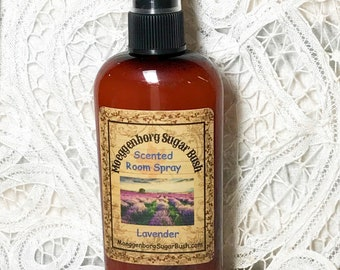 Room Spray Lavender - 4 ounce bottle