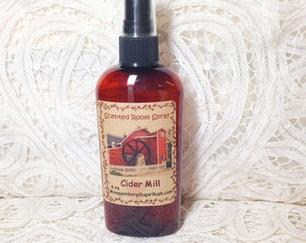 Room Spray Cider Mill - 4 ounce bottle