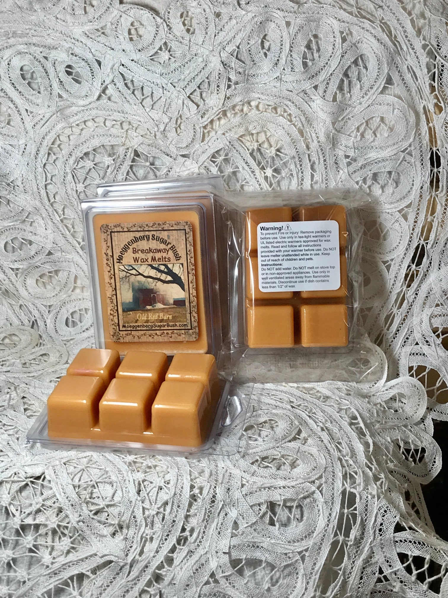 Wax Melts Tart Melts Old Red Barn Country Bumpkin Wax