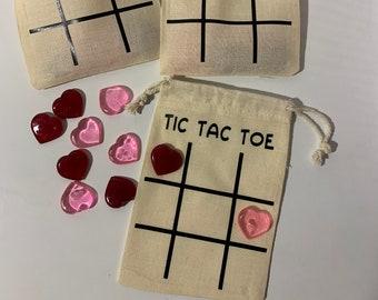 Heart Tic Tac Toe Game