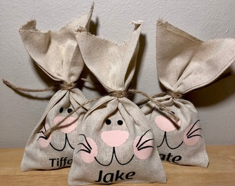 Bunny Treat Bags (candy not included)