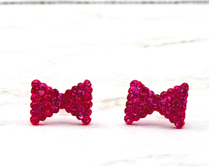 Preppy Princess - Cute Stud Earrings