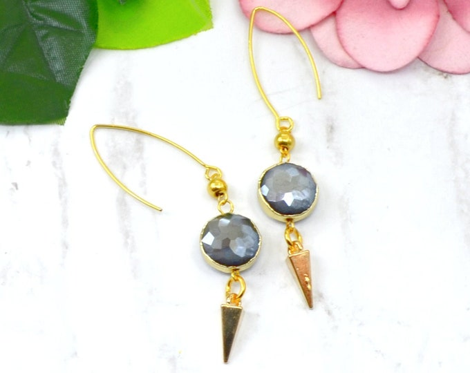 Sultry Spikes Earrings