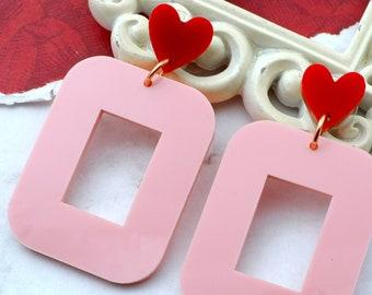 Simply Darling Pink - Laser Cut Acrylic