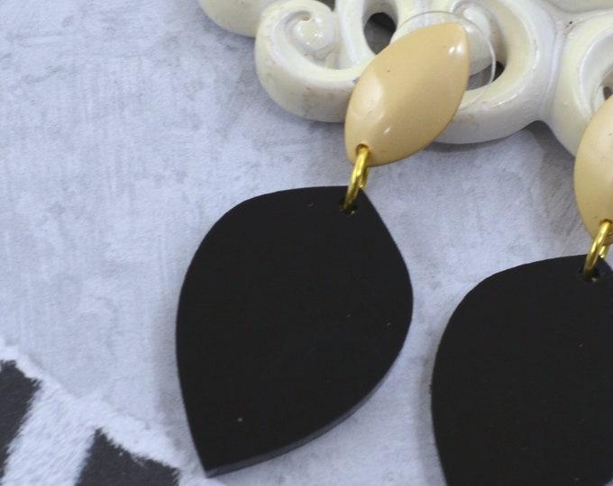 THRIVE DANGLES - Post Earrings - Laser Cut Acrylic