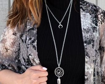 Soul Sister - Double Strand Necklace