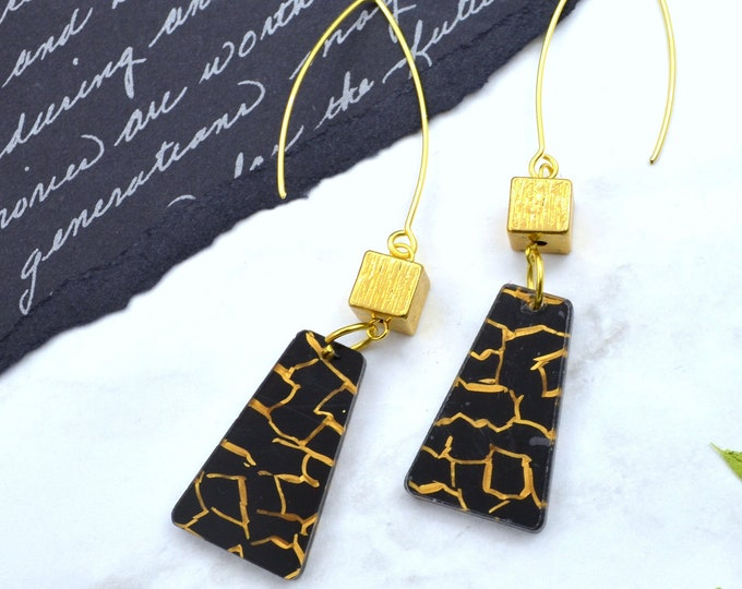 Safari Queen Dangle - Laser Cut Acrylic Earrings