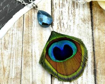 Peacock Wild & Beautiful Necklace