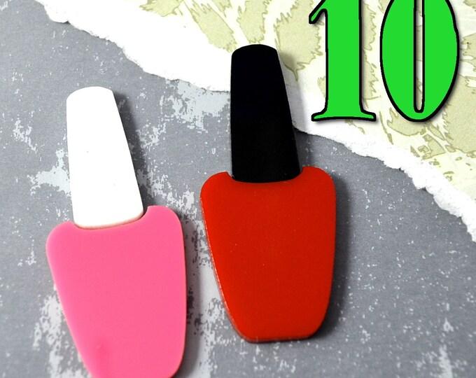 NAIL POLISH CABS - Wholesale Lot - 10 Pieces - You Choose The Color