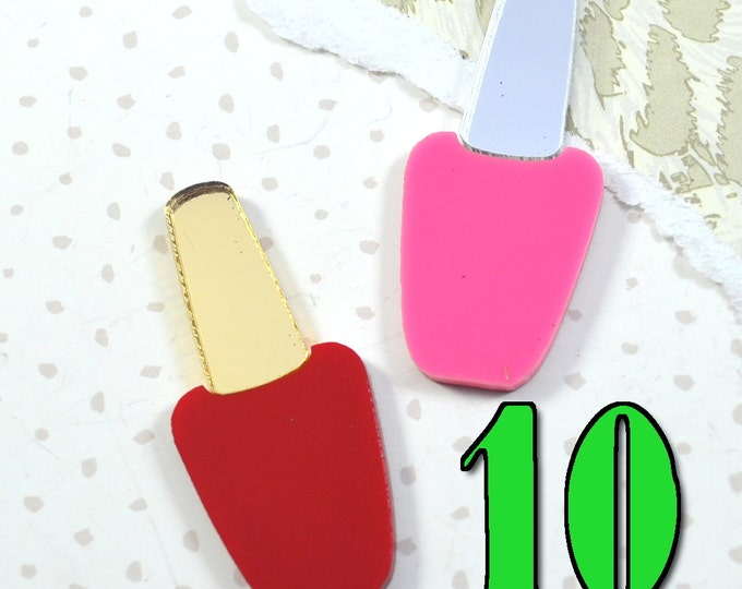 NAIL POLISH CABS - Wholesale Lot - 10 Pieces - You Choose The Color
