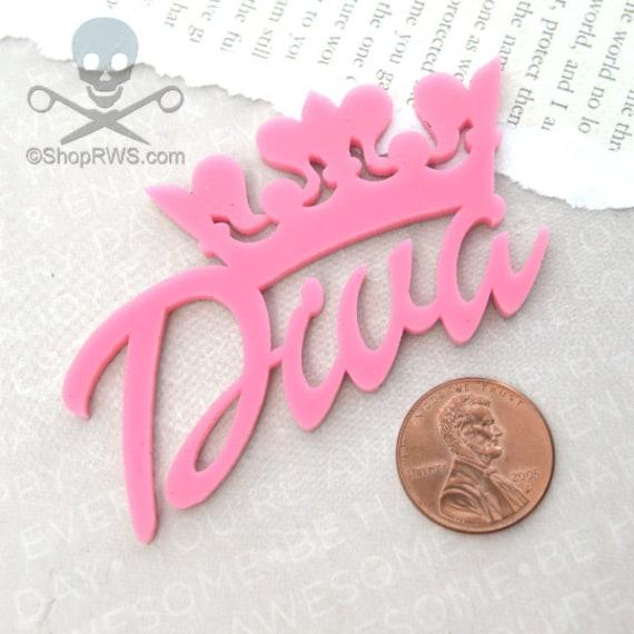 Diva Crown Pink