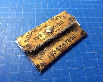 Ouija Board Gypsy Card Holder Mini Wallet