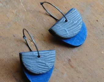 Lake Dangle earring