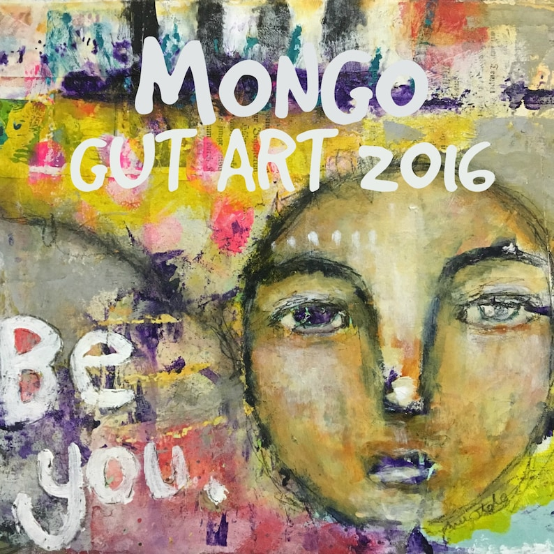 Mongo Gut Art 2016 Registration + Access Links and Passwords pdf, mixed  media online art class with Mystele