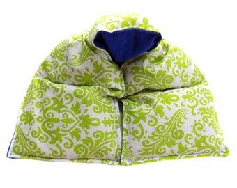 Rice heating pad, rice bag, heat pack, heat pad, microwave heating pad, spa