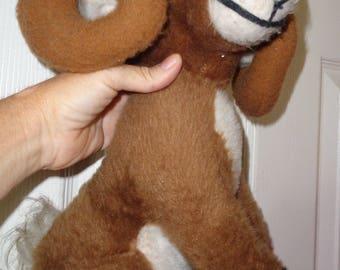 Ram Stuffed Animal Etsy