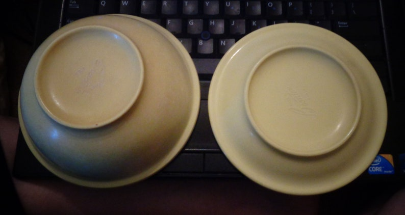 boonton or hemcoware dishes